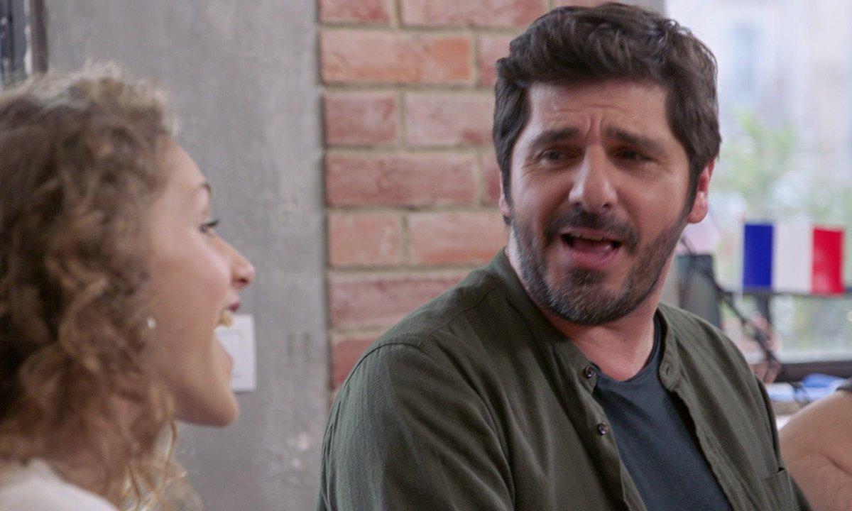Un duo improvisé entre Patrick Fiori et Betty (épisode 240)