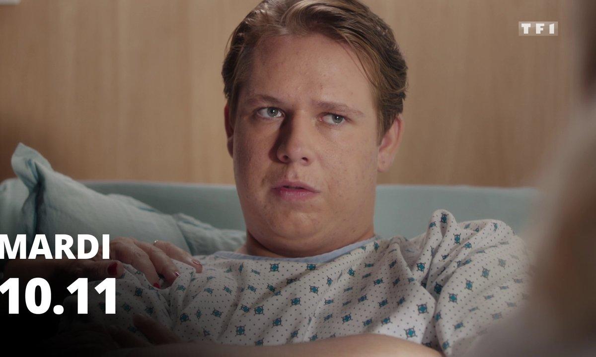 Demain nous appartient du 10 novembre 2020 - Episode 793