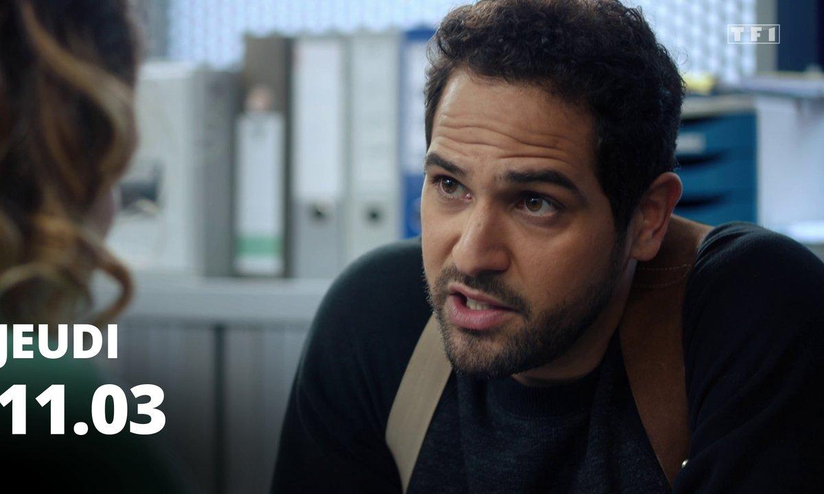 Demain nous appartient du 11 mars 2021 - Episode 880