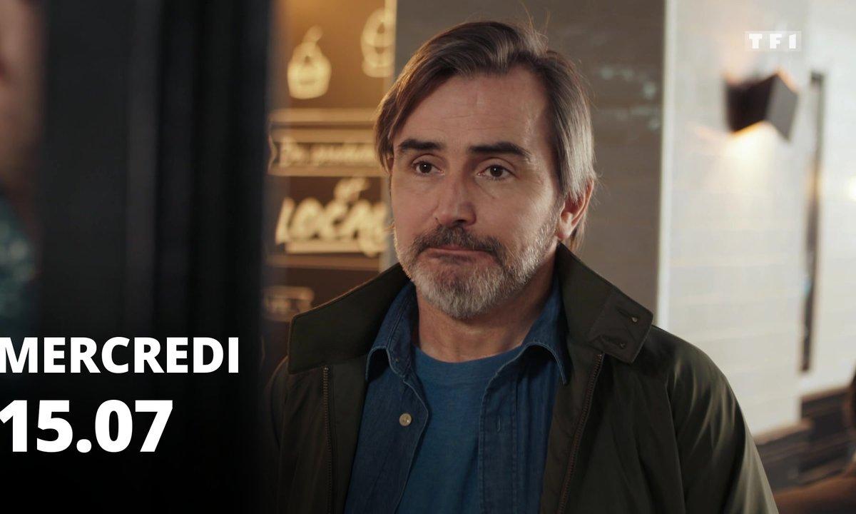 Demain nous appartient du 15 juillet 2020 - Episode 709