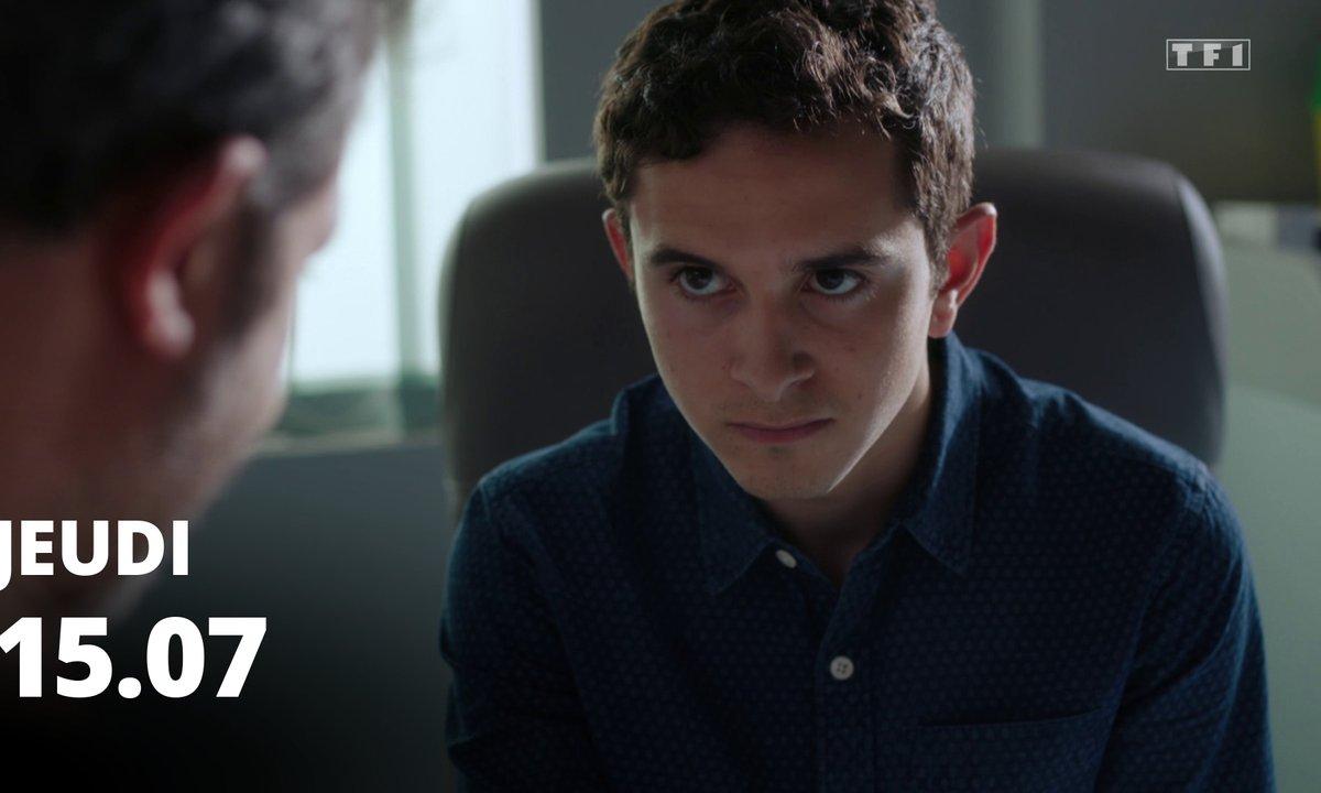Demain nous appartient du 15 juillet 2021 - Episode 970