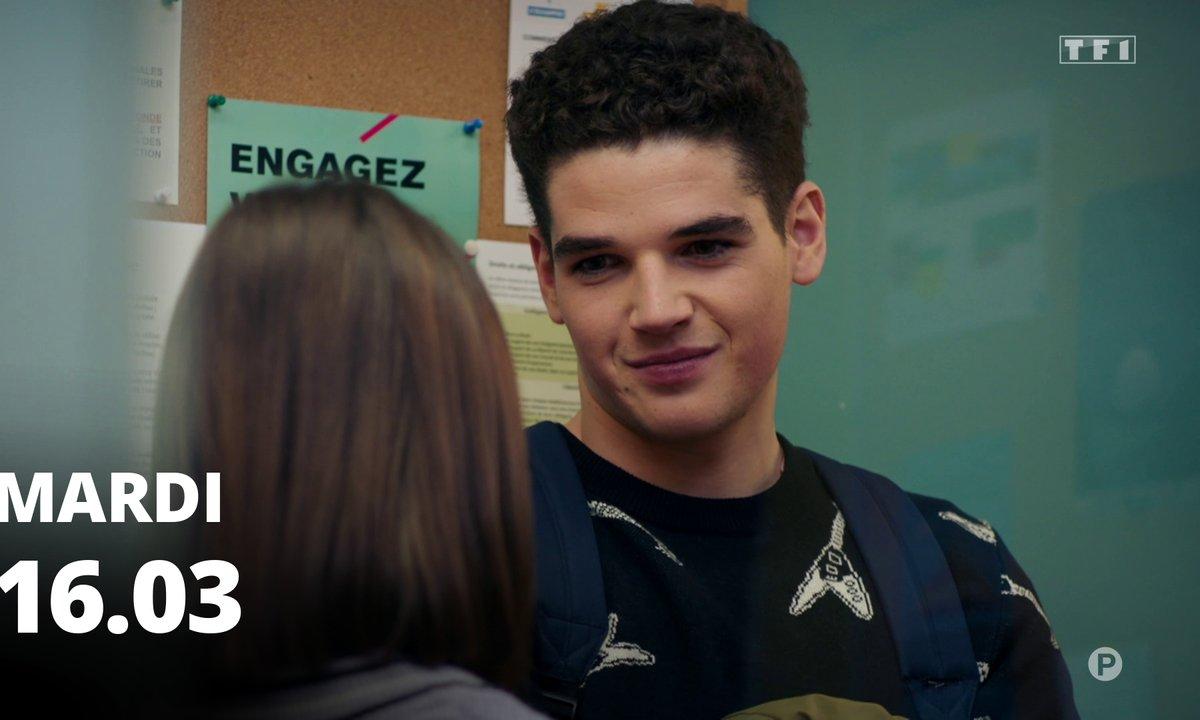Demain nous appartient du 16 mars 2021 - Episode 883