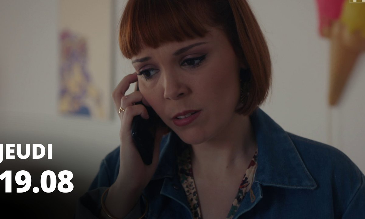Demain nous appartient du 19 août 2021 - Episode 995