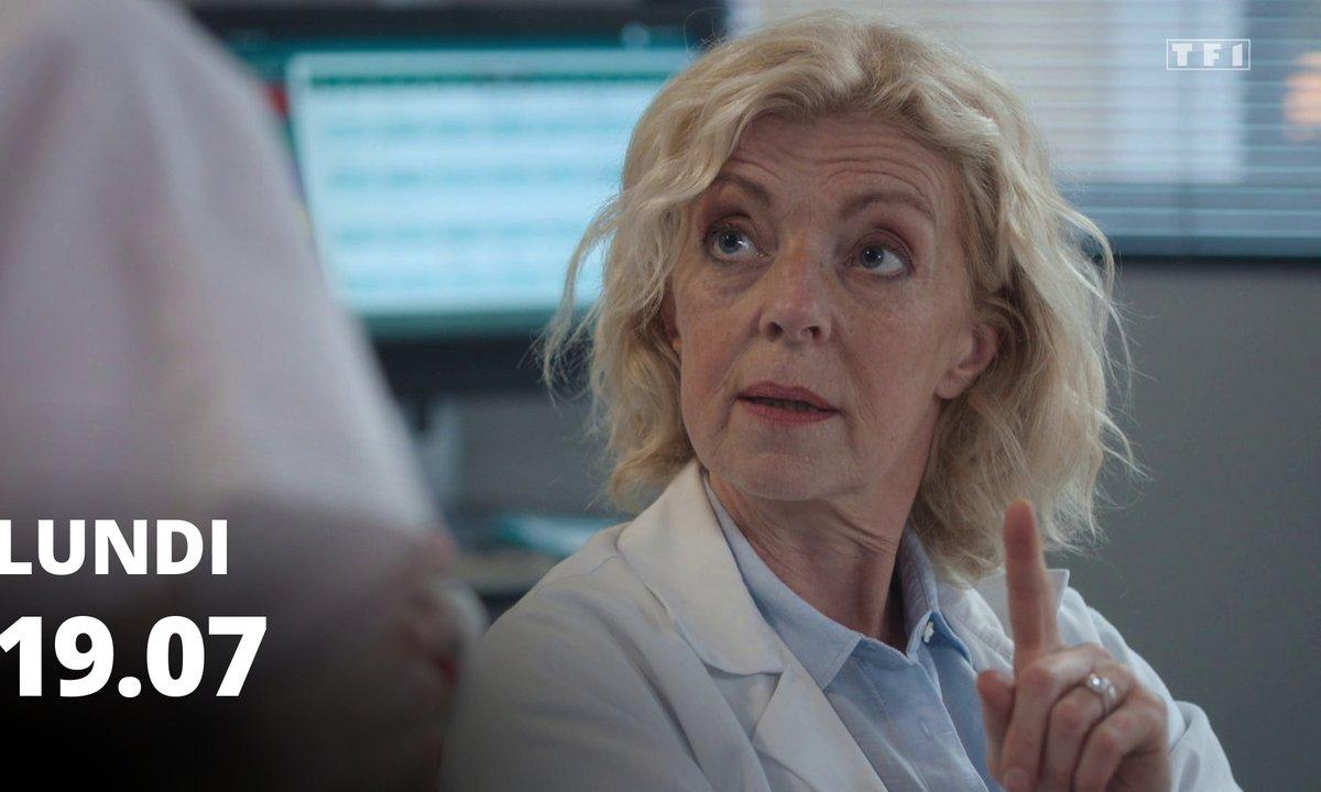 Demain nous appartient du 19 juillet 2021 - Episode 972