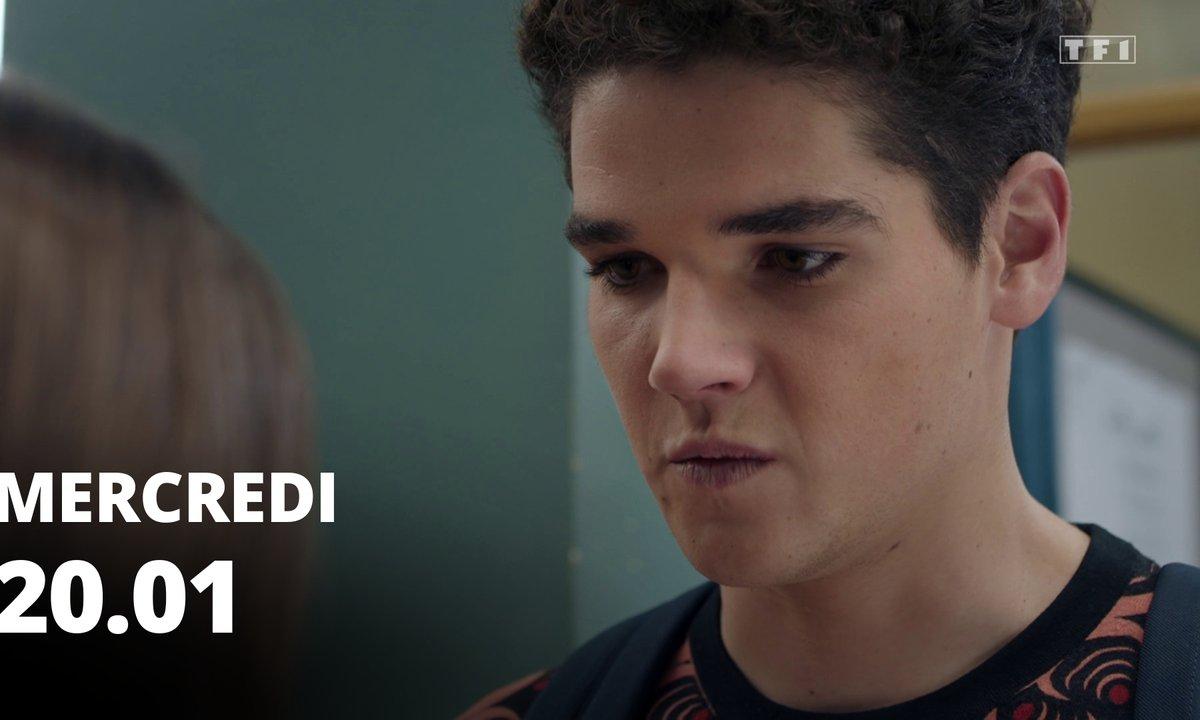 Demain nous appartient du 20 janvier 2021 - Episode 844