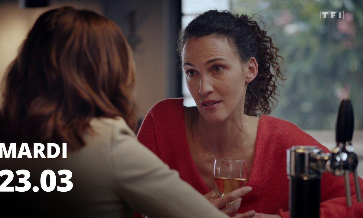 Demain nous appartient du 23 mars 2021 - Episode 888