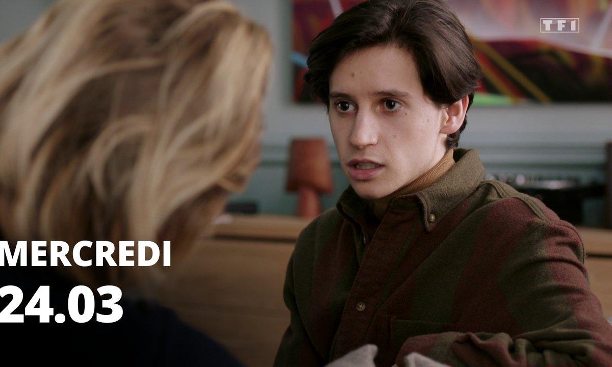 Demain nous appartient du 24 mars 2021 - Episode 889