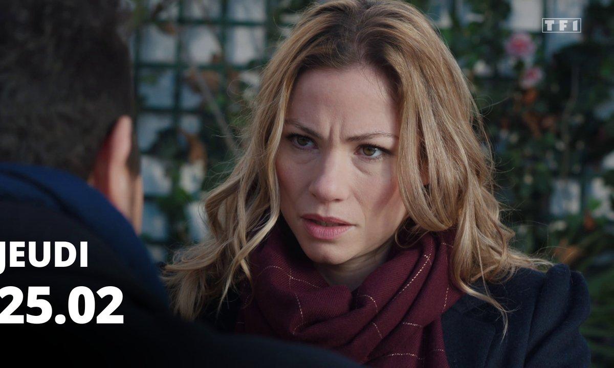 Demain nous appartient du 25 février 2021 - Episode 870