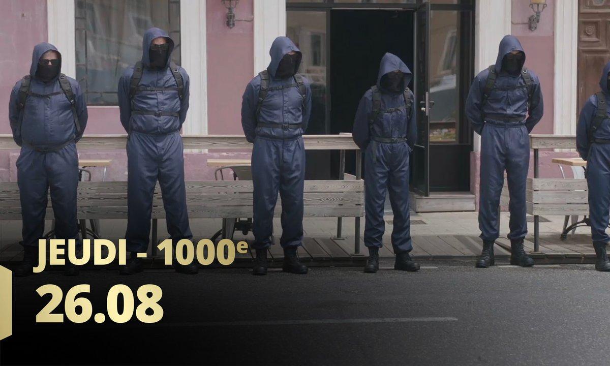 Demain nous appartient du 26 août 2021 - Episode 1000