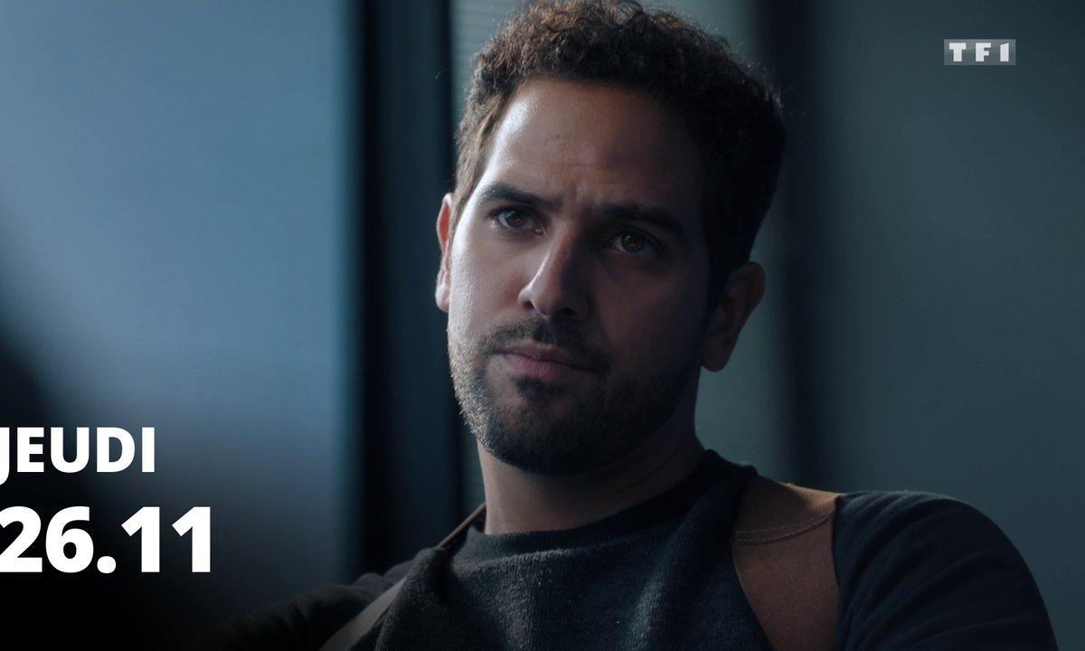 Demain nous appartient du 26 novembre 2020 - Episode 805