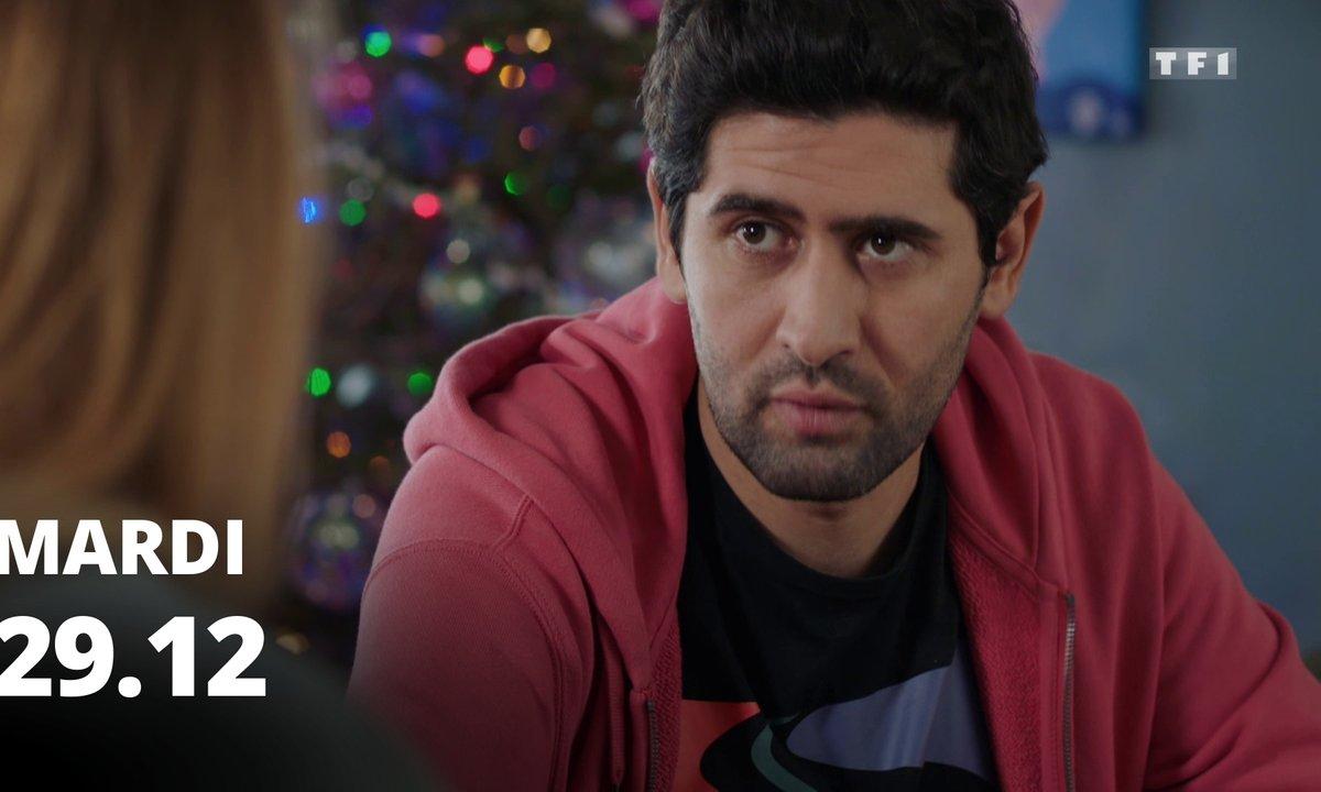 Demain nous appartient du 29 décembre 2020 - Episode 828