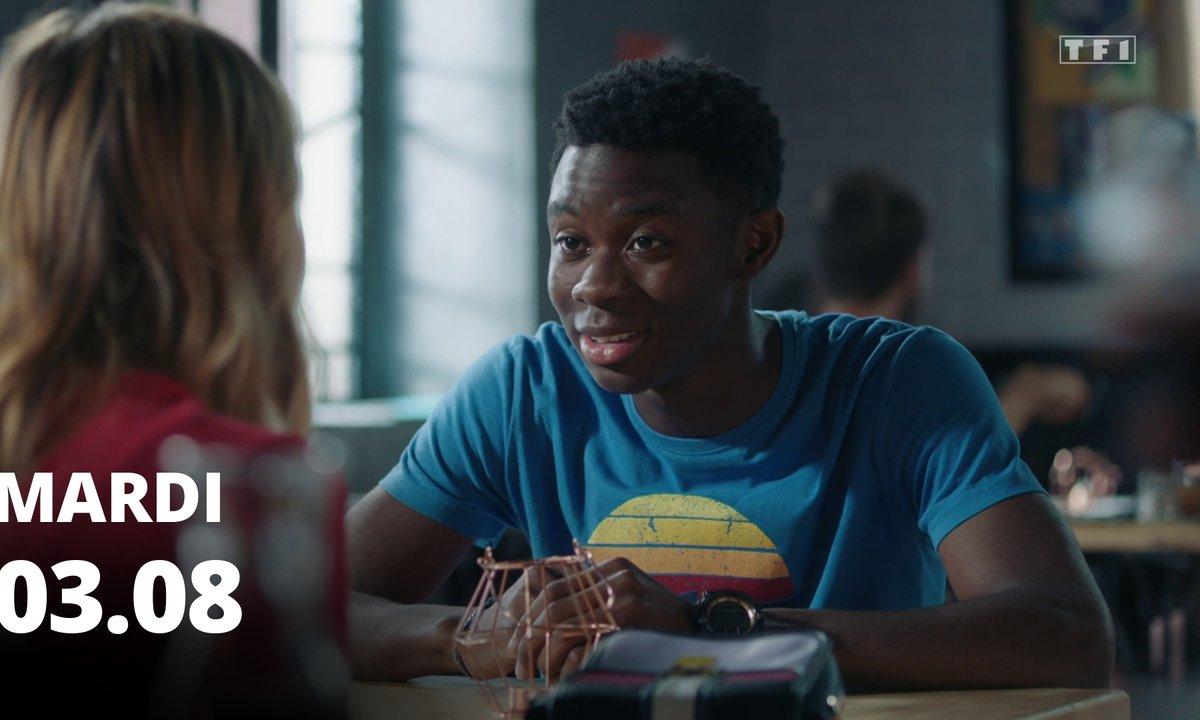 Demain nous appartient du 3 août 2021 - Episode 983