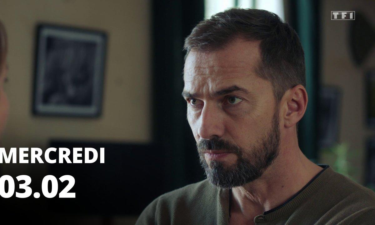 Demain nous appartient du 3 février 2021 - Episode 854