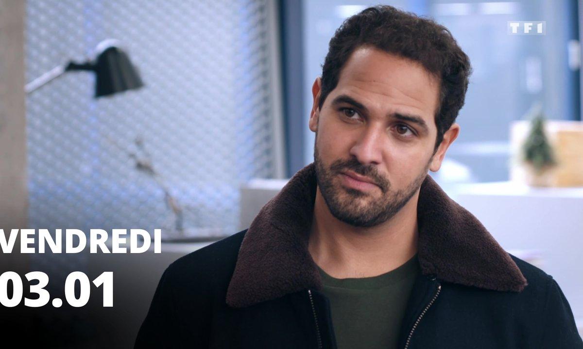 Demain nous appartient du 3 janvier 2020 - Episode 631