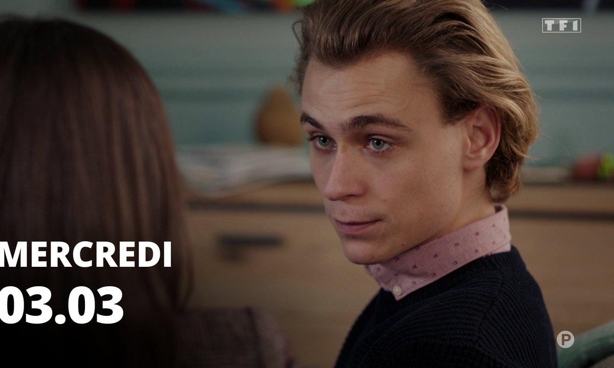 Demain nous appartient du 3 mars 2021 - Episode 874