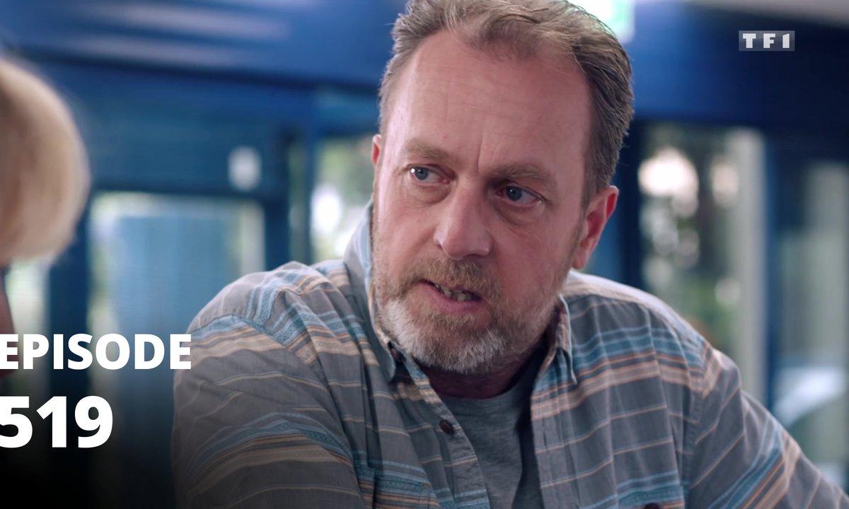 Demain nous appartient du 31 juillet 2019 - Episode 519