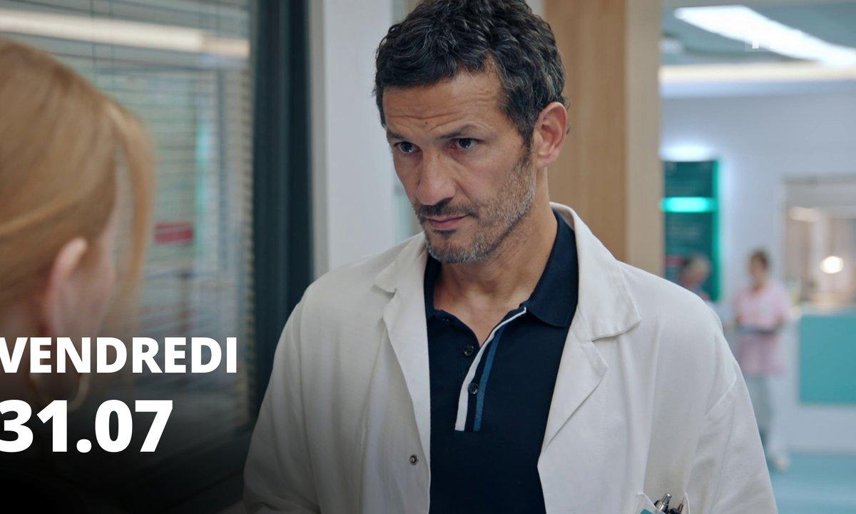 Demain nous appartient du 31 juillet 2020 - Episode 721