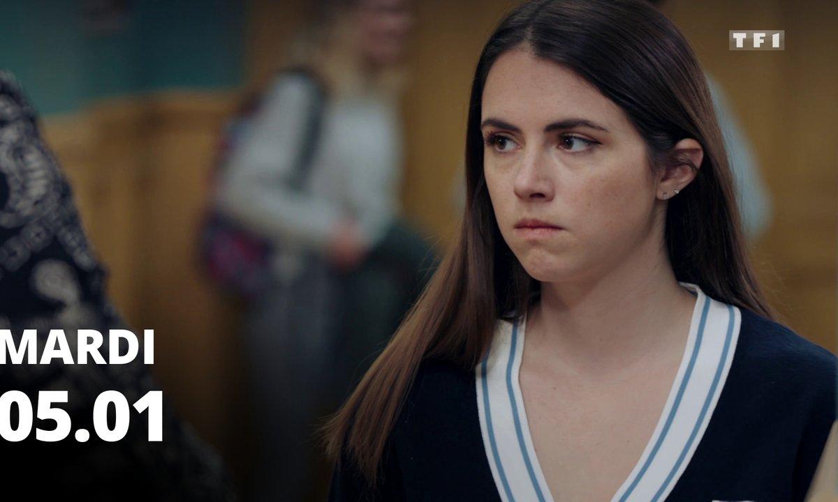 Demain nous appartient du 5 janvier 2021 - Episode 833