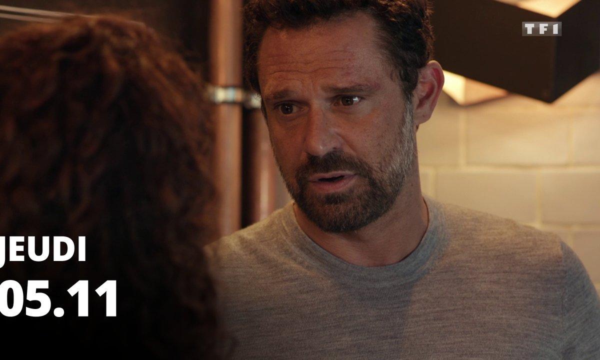 Demain nous appartient du 5 novembre 2020 - Episode 790