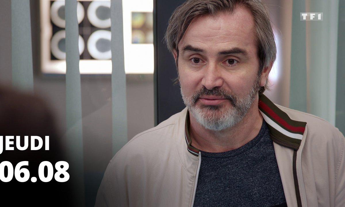 Demain nous appartient du 6 août 2020 - Episode 725