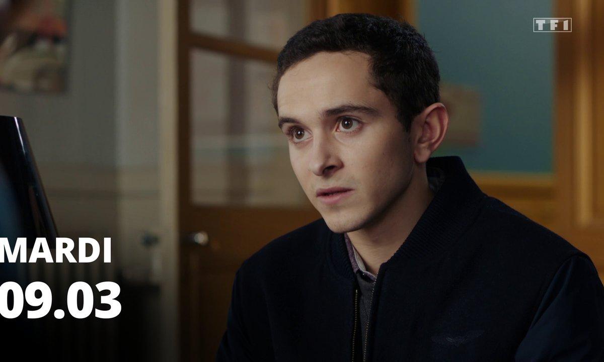 Demain nous appartient du 9 mars 2021 - Episode 878