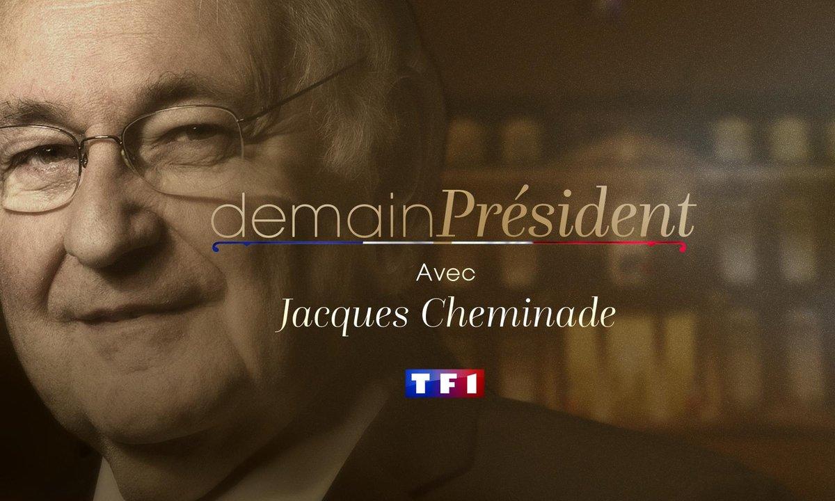 Demain Président du 10 avril 2017 - Jacques Cheminade