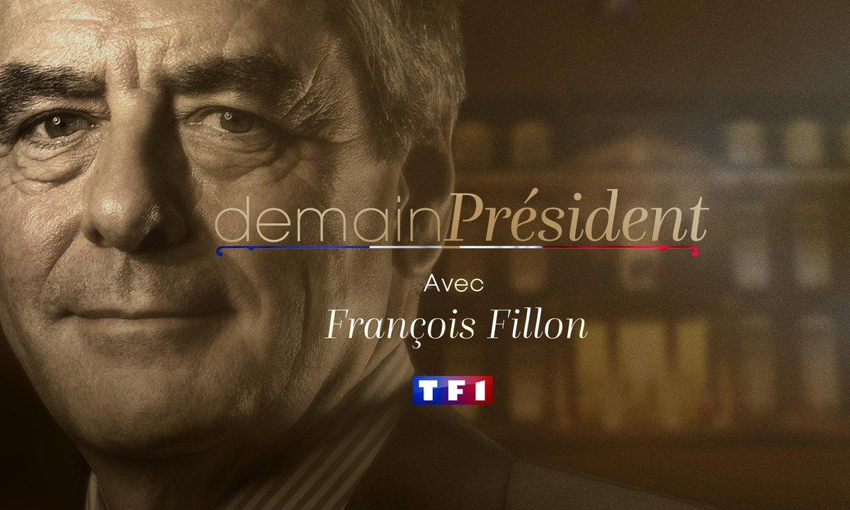 Demain Président du 19 avril 2017 - François Fillon