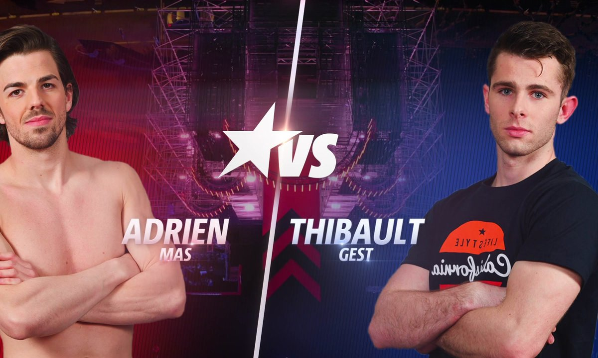 Demi-finale : Adrien Mas VS Thibaut Gest