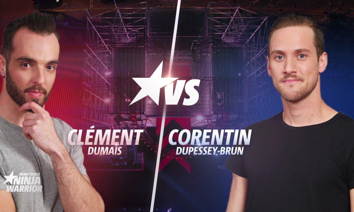 Demi-finale : Clément Dumais VS Corentin Dupessey-Brun, le choc des titans !