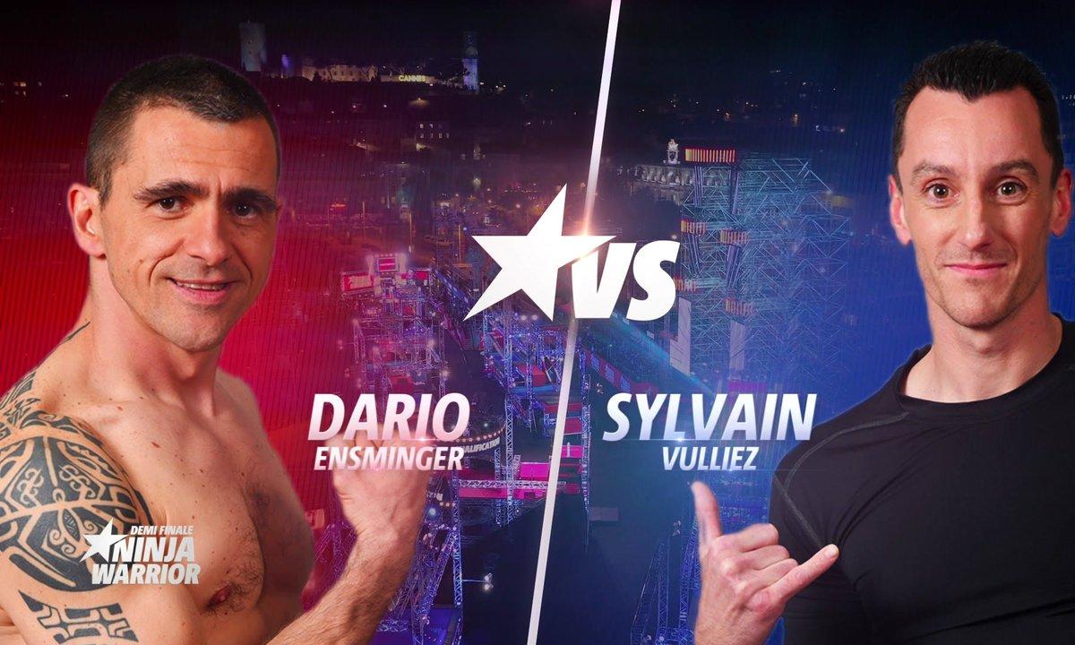 Demi-finale : Dario Ensminger VS Sylvain Vulliez, duel entre pompiers