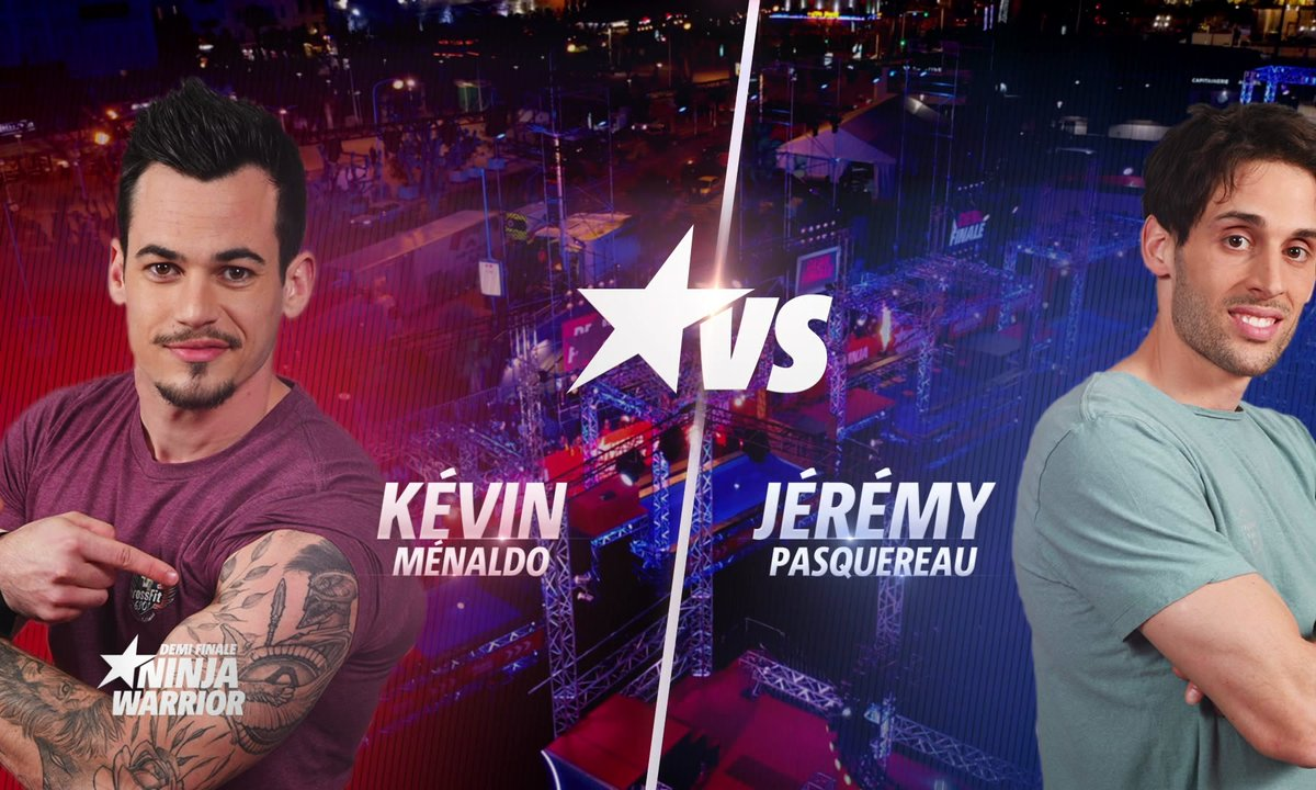 Demi-finale : Jérémy Pasquereau VS Kévin Ménaldo