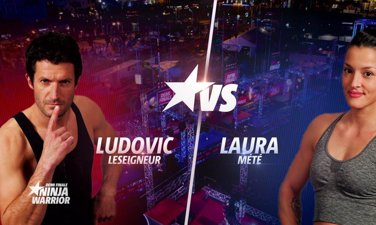 Demi-finale : Ludovic Leseigneur VS Laura Mété, la finale comme objectif commun