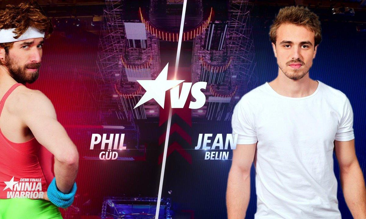 Demi-finale : Phil Güd VS Jean Belin