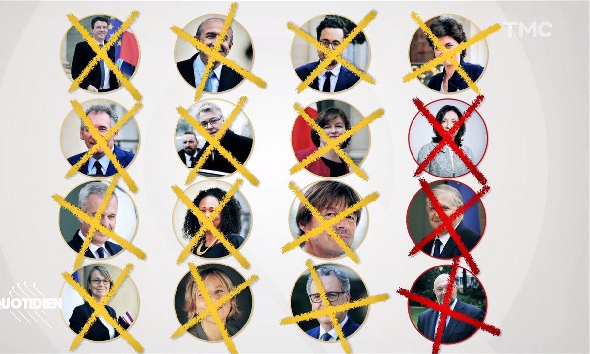 Démission de Jean-Paul Delevoye : pourquoi Macron n'arrive-t-il pas à garder ses équipes ?