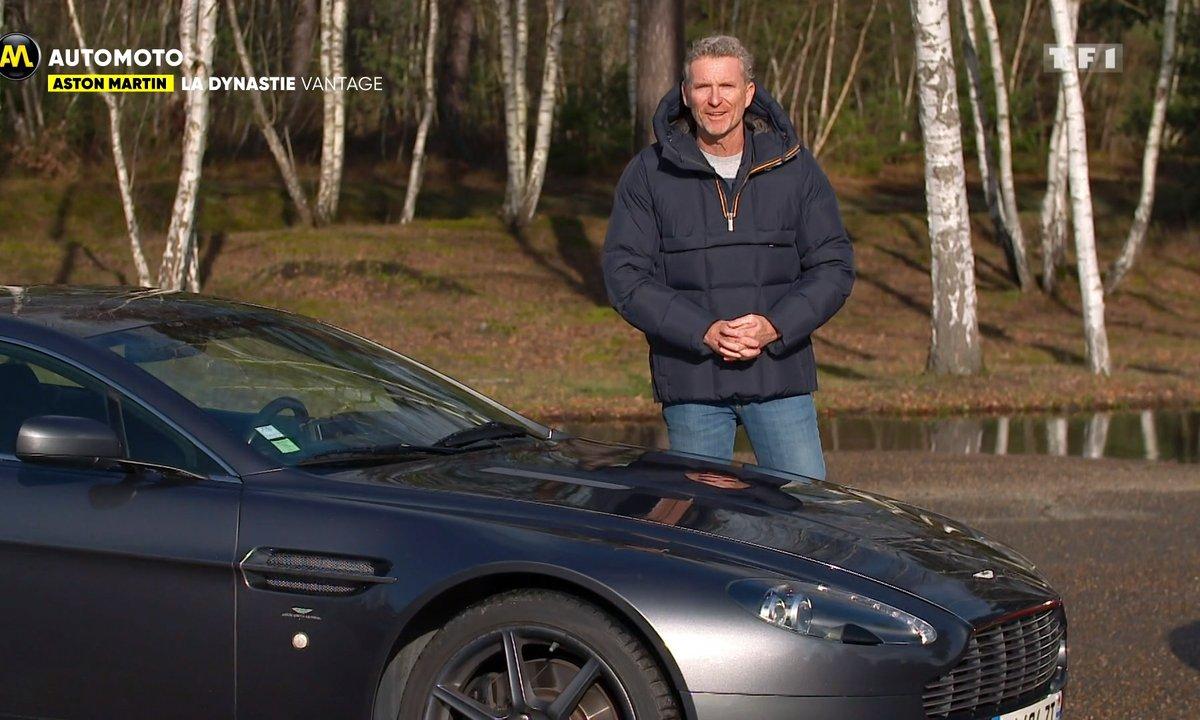 Aston Martin, la dynastie Vantage