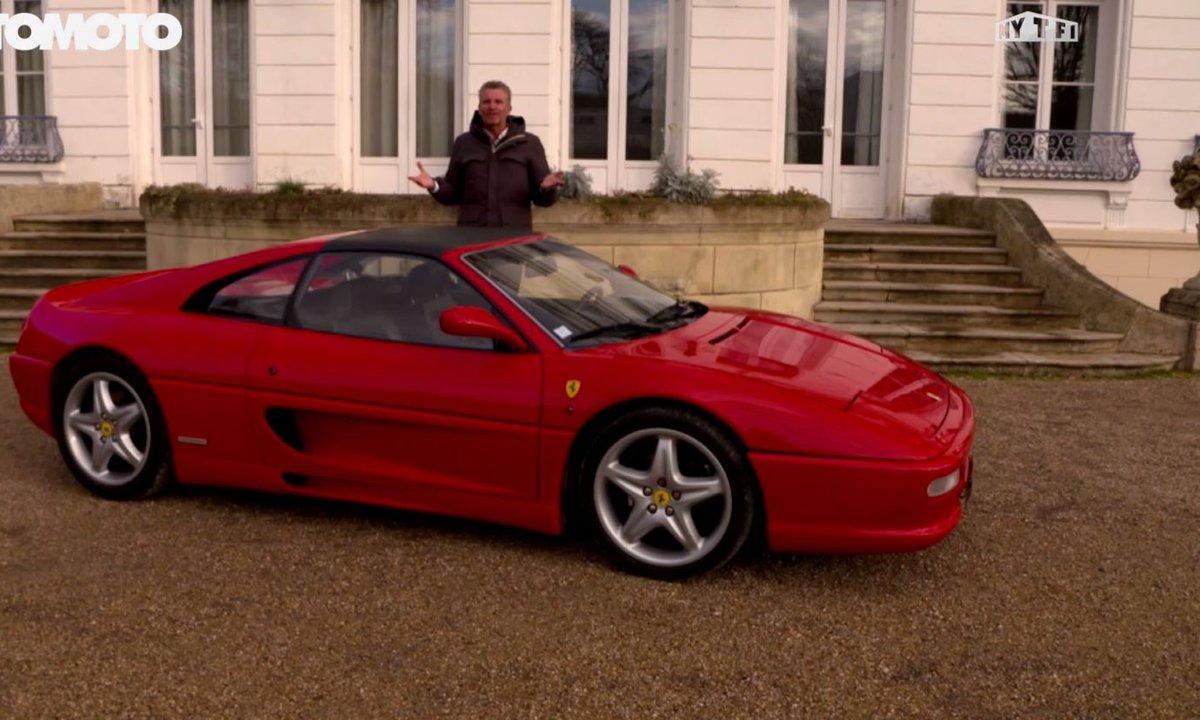 Gagnez une Ferrari 355 GTS dimanche dans Automoto !