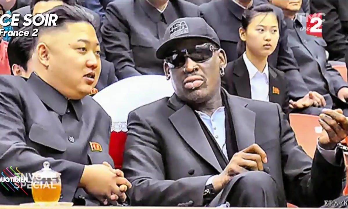 Dennis Rodman : Kim Jong Un,  mon meilleur ami