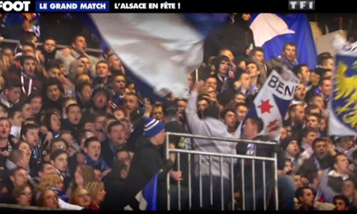Le Grand Match : Strasbourg-Colmar, un derby chaud bouillant