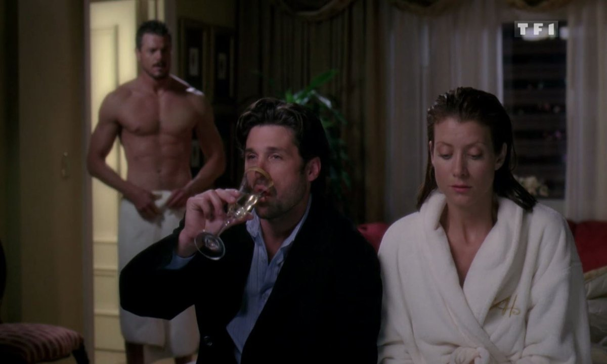 Derek et Addison : Une fin de mariage explosive