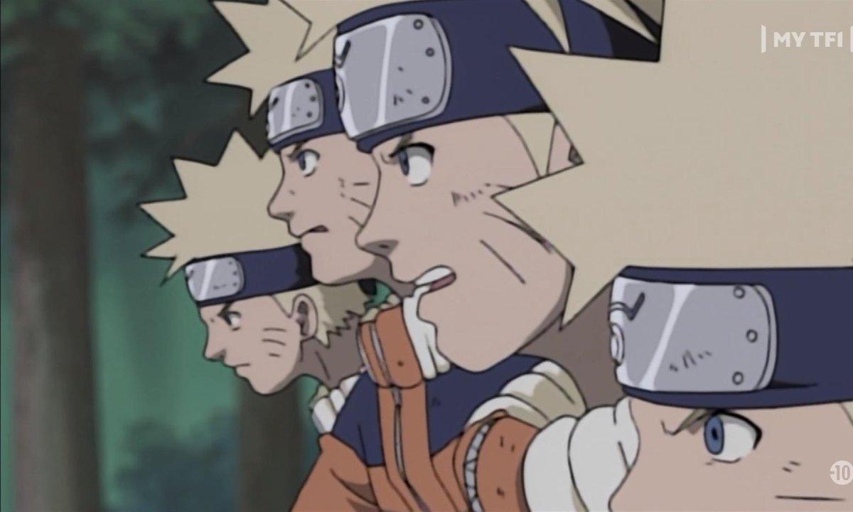 Naruto - Episode 106 - La Dernière Ligne droite pour Idate