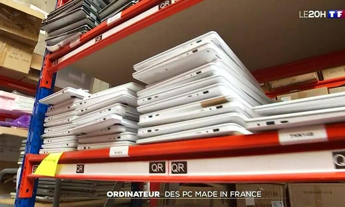Des PC portables made in France : Thomson rapatrie une partie de sa production