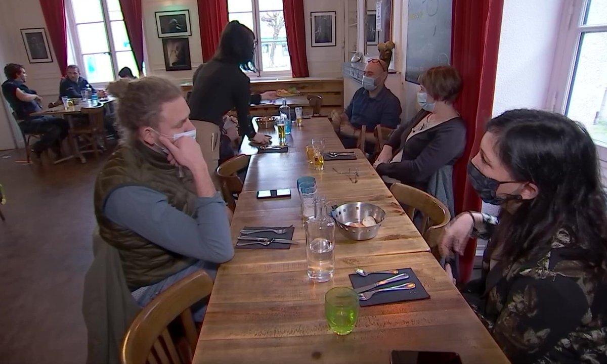 Des restaurants autorisés à rouvrir dans la Creuse