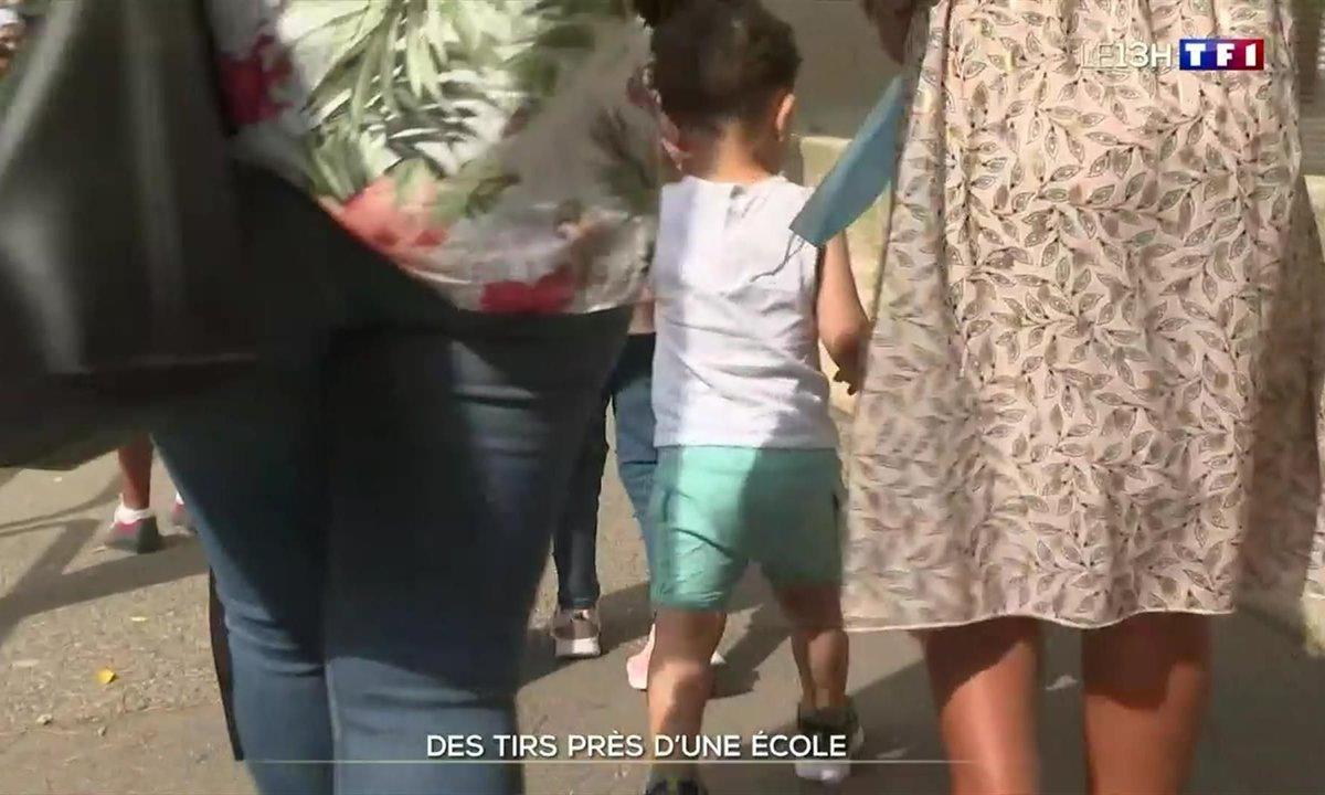 Des tirs de kalachnikov près d'une école de Salon-de-Provence
