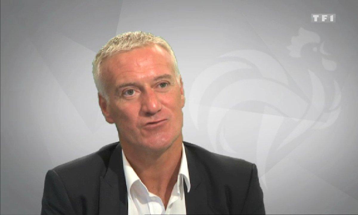 Bonus MYTF1 : l'interview intégrale de Didier Deschamps