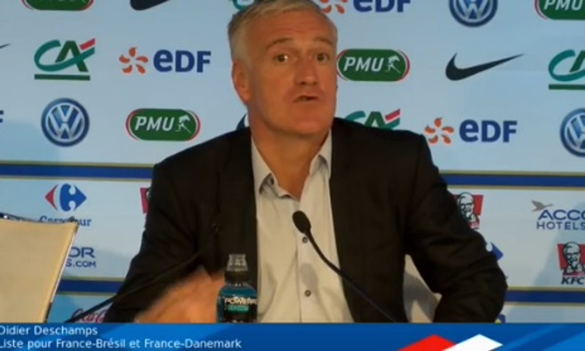 """Liste - Deschamps : """"Fekir a choisi l'équipe de France, point"""""""