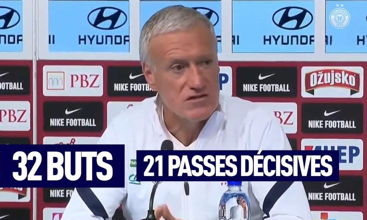 VIDEO - Deschamps défend Griezmann
