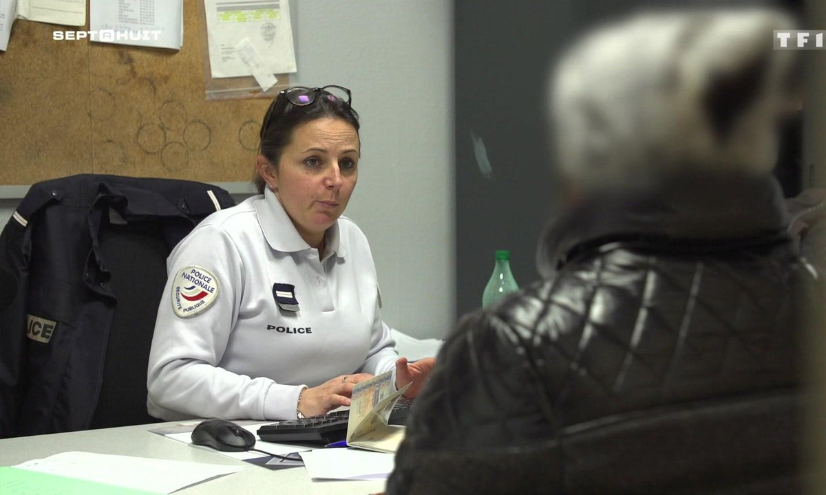 Détresses et plaintes au commissariat de Saint-Étienne