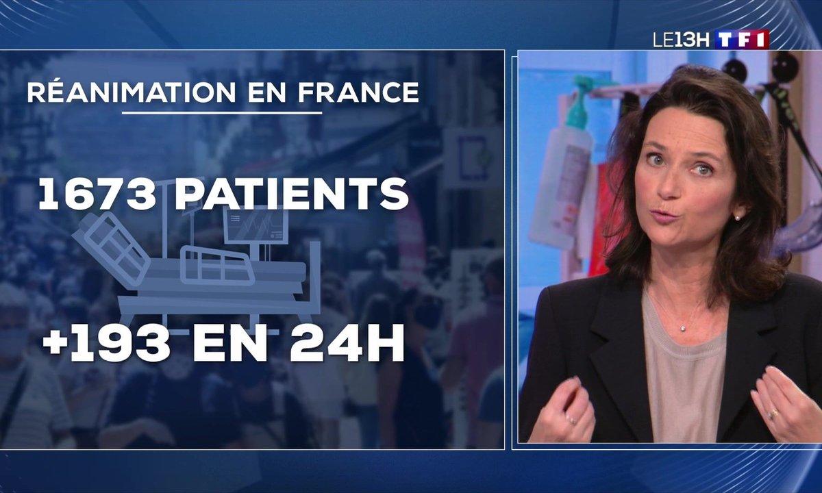 Deuxième vague de Covid-19 : le point sur la situation en Île-de-France