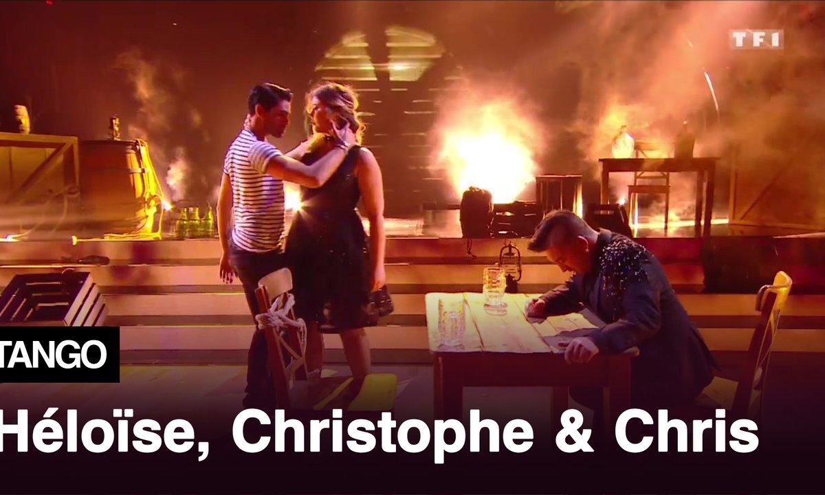Héloïse Martin, Christophe Licata et Chris Marques | Ta marinière | Tango