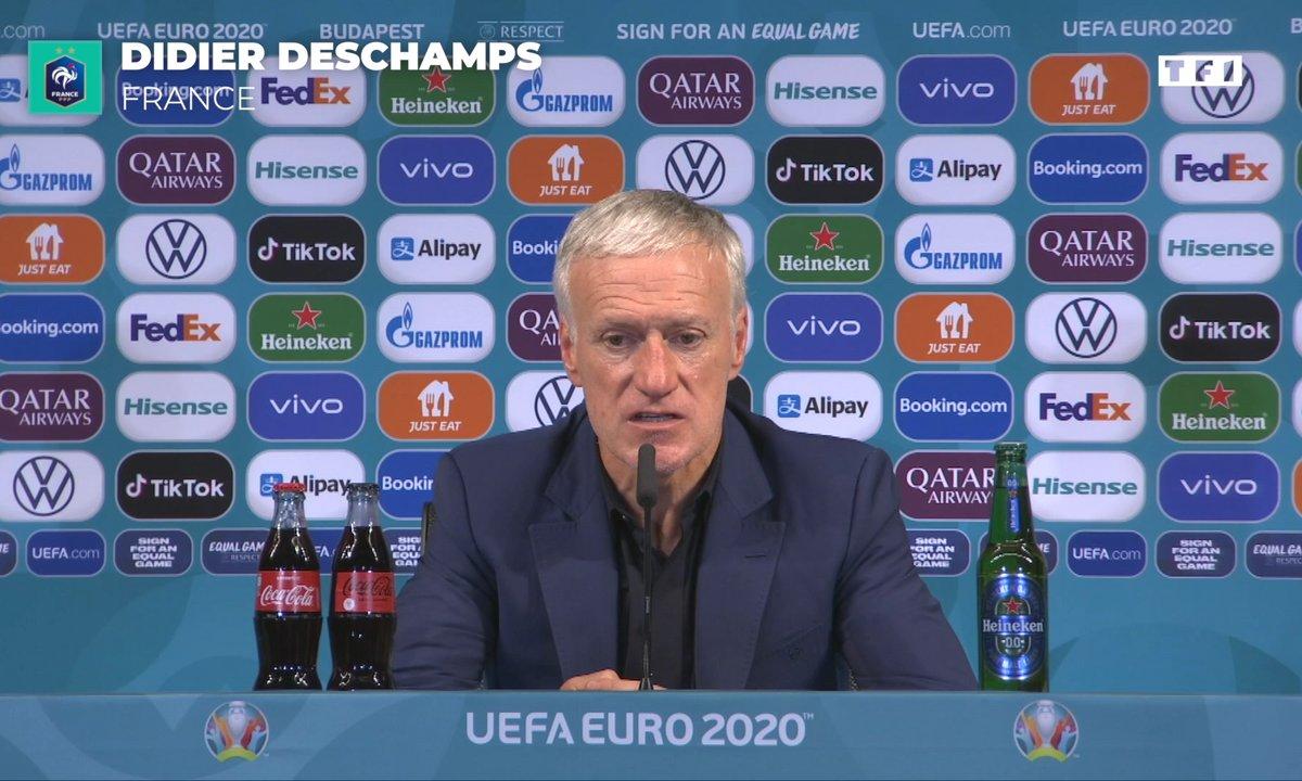 """Didier Deschamps : """"C'est jamais un long fleuve tranquille"""""""